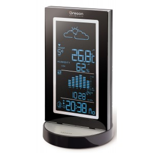 Station météo design Oregon scientific