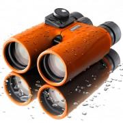 Jumelle Pentax marine hydro 7x50 orange